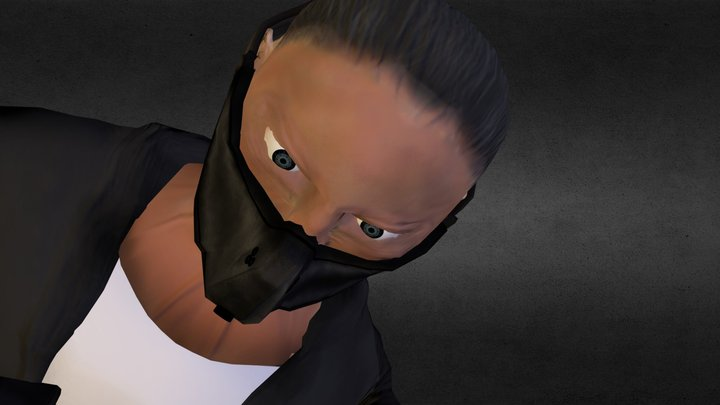 ELK Cloner 3D Model