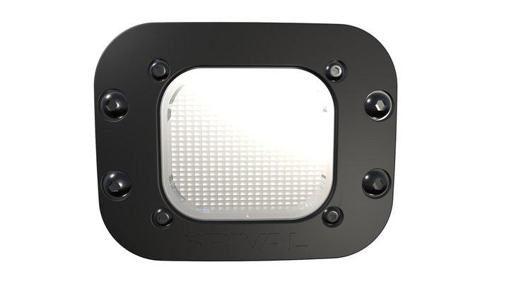 Rival LED Reversing Light 3D Model