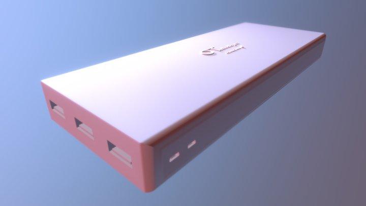 OTechnologies PowerDank 3D Model