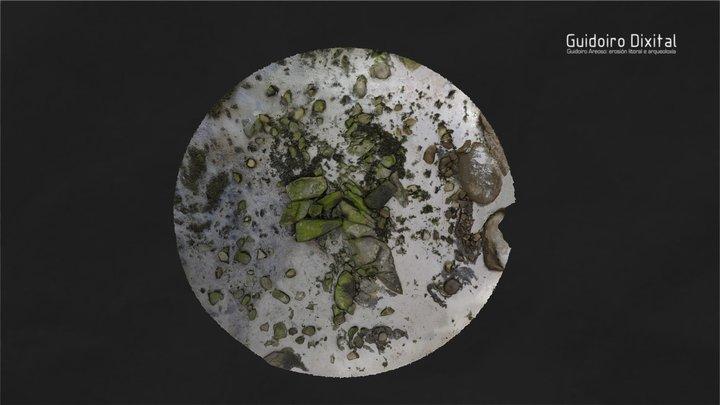 Guidoiro Areoso - Mámoa 5 - 25.09.2013 3D Model
