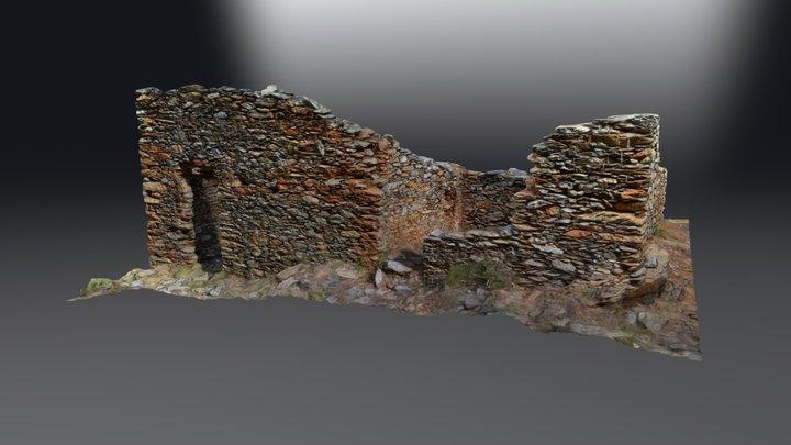 Maison des mineurs Farinole 3D Model