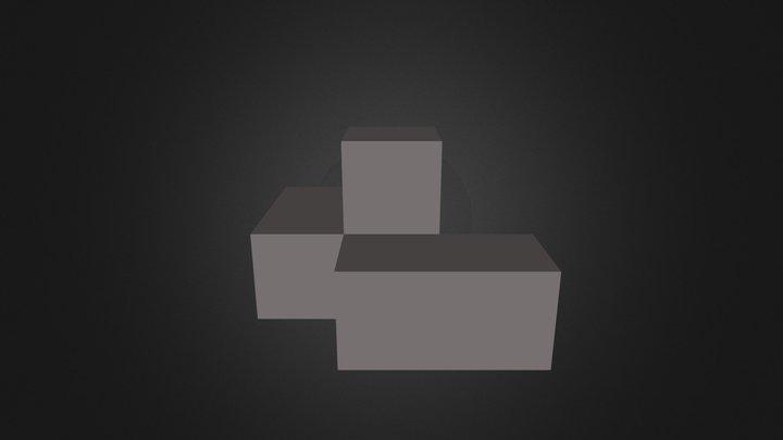 black part 3D Model