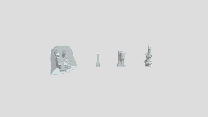 HW №3 XYZ 3D Model