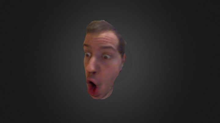 open_mouth_2_kinect 3D Model