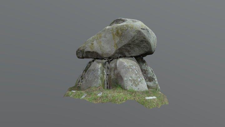 The Skellerup Dolmen 3D Model