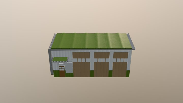 Mech- Shop- Done 3D Model