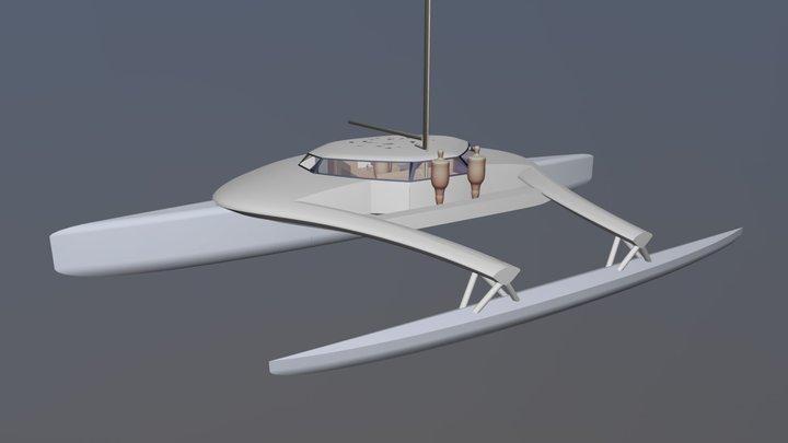 Proa 2018 May20a 3D Model