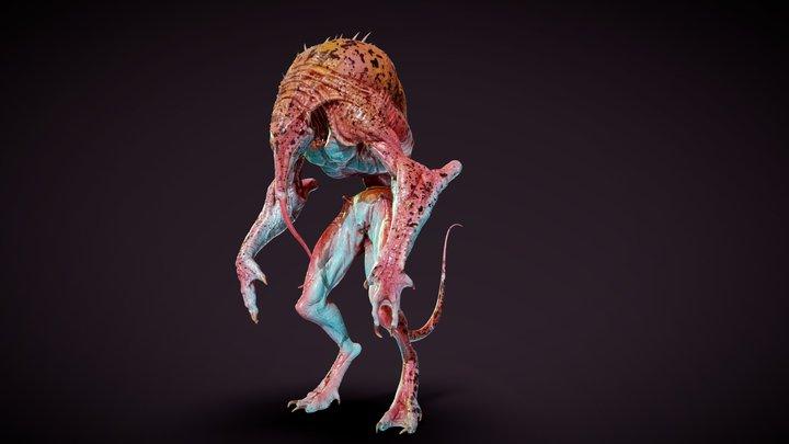 Mrufkojad 3D Model