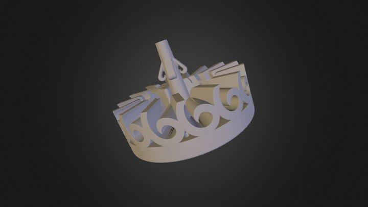 סביבון דניאלה הניג 3D Model