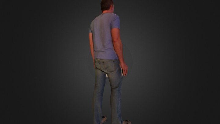 MarkSuperZ 3D Model