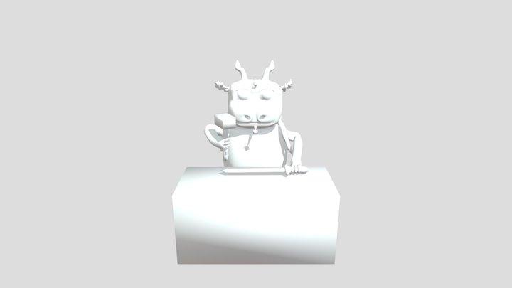 Forjando 3D Model