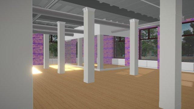 interior2 3D Model