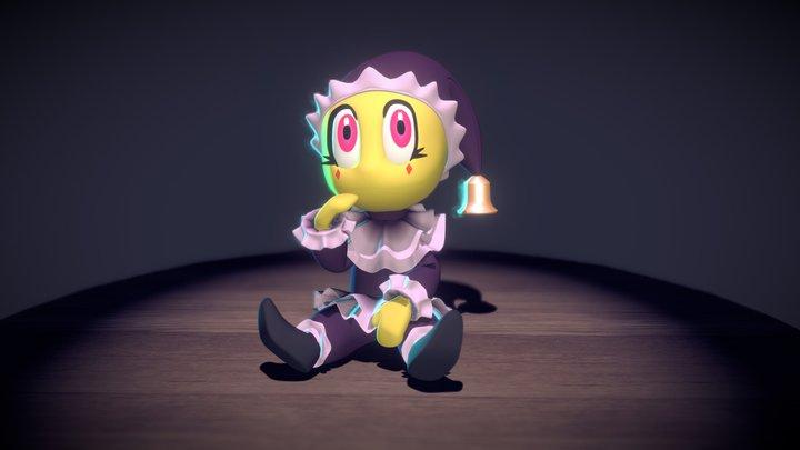 The Little Jester 3D Model