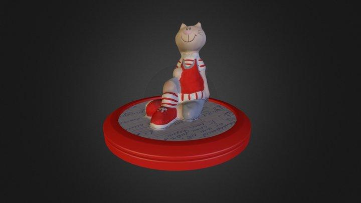 Statue 3D scan 3D Model