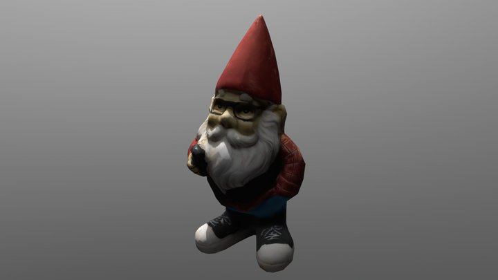 Dave Gnome 3D Model
