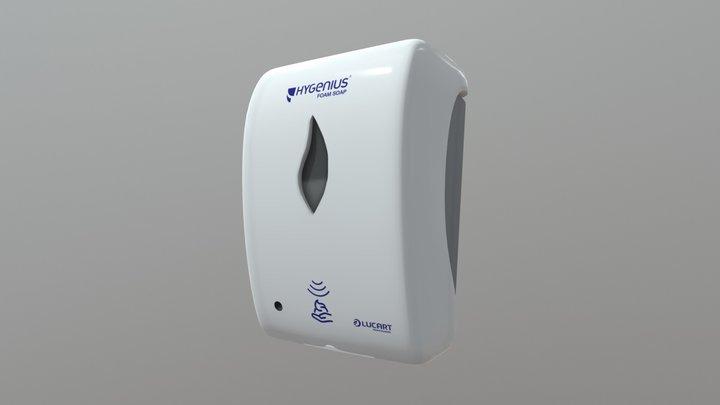 Hygenius Foam Saop 3D Model