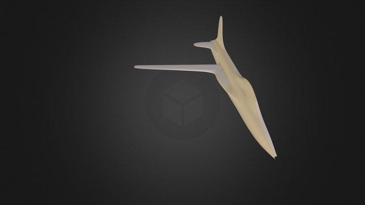 Plane.3DS 3D Model