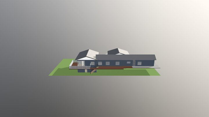 updated test 3D Model