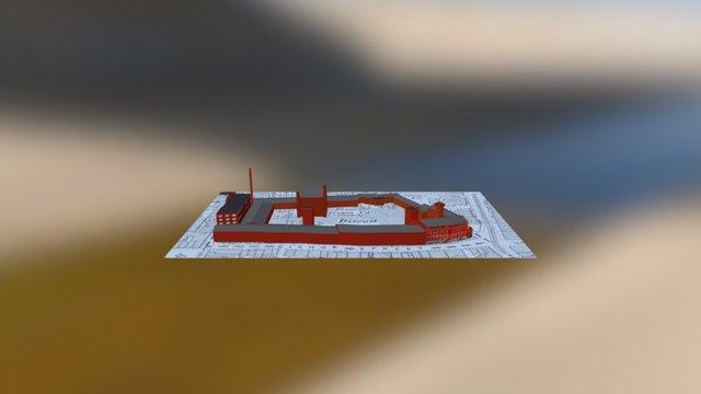 WR Jacob 789 3D Model