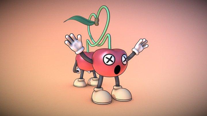Cherry's loves 3D Model