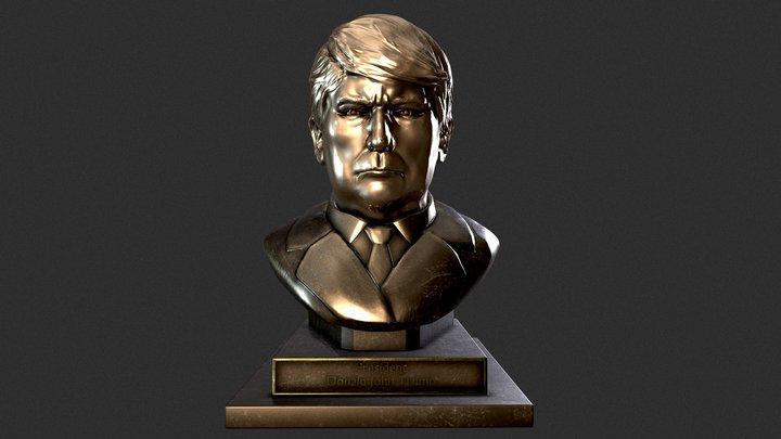 The President 3D Model