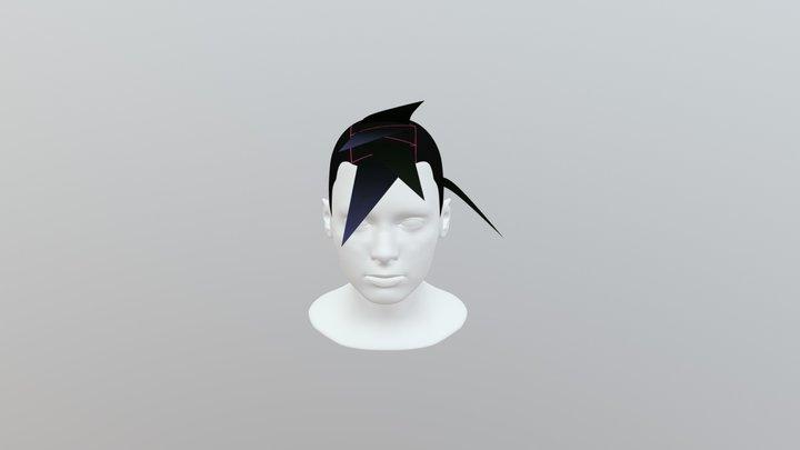 2018 JENNY COULEURS 3D Model
