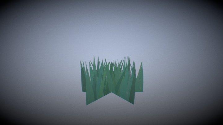 Grass_2 3D Model