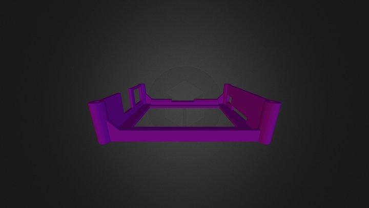 Raspberry Pi Development Box 3D Model