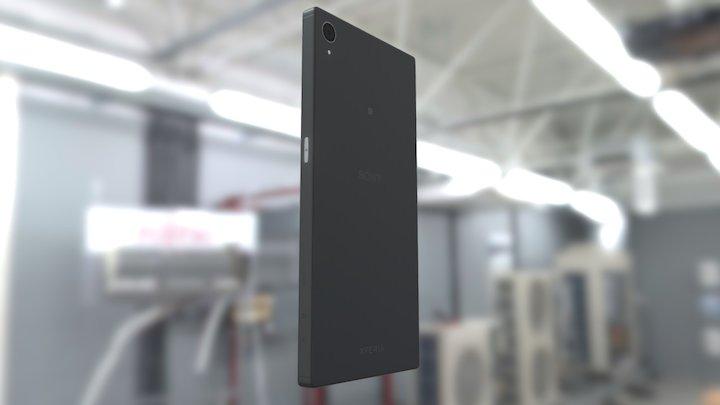 Sony Xperia Z5 3D Model