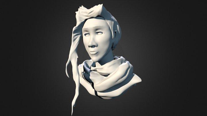 Savann 3D Model