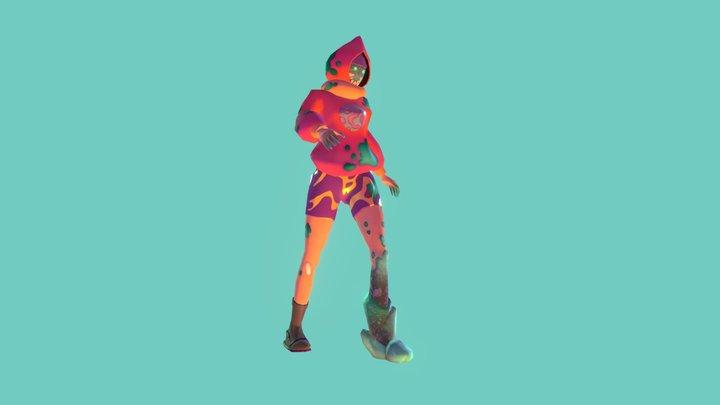 🌱Forager 3D Model
