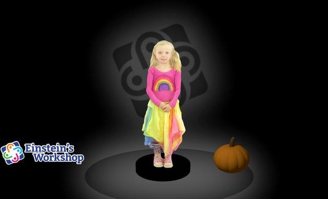 Rainbow 3D Model