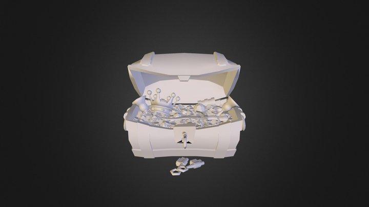 V 3D Model