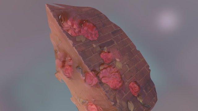 Wall Flowers 2 3D Model