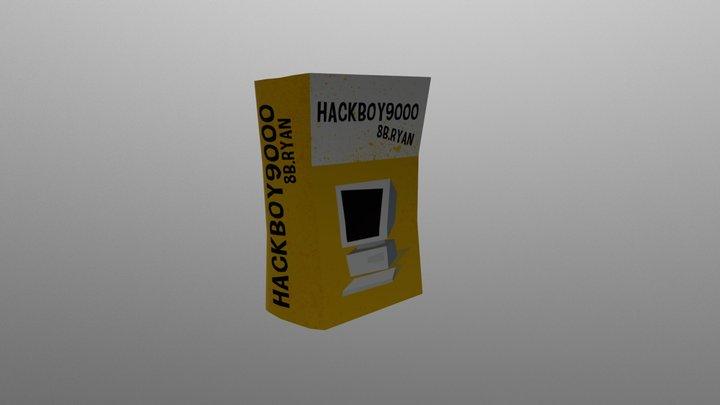 Hello Neighbor HACKBOY9000 3D Model