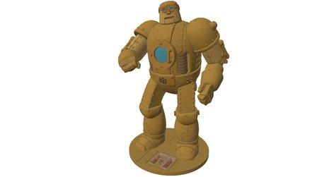 WalterTank 3D Model