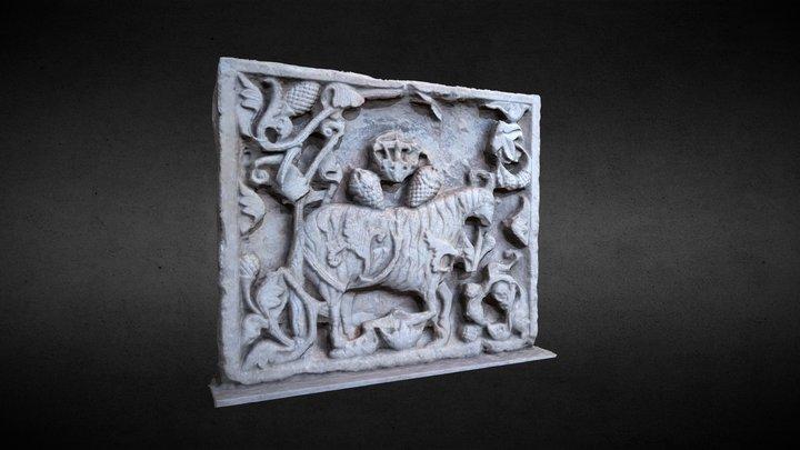 Agnus Dei relief 3D Model