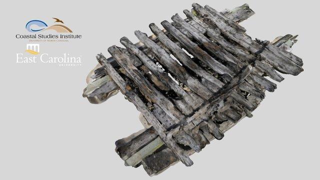 Corolla Wreck -- all main pieces (26 Feb 2016) 3D Model
