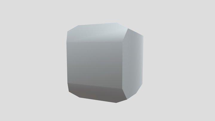 Cobaltite 3D Model
