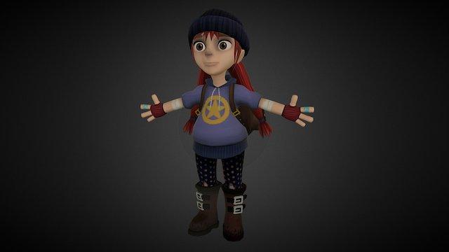 Jesse 3D Model