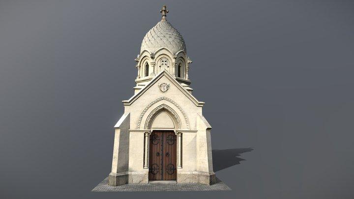 Krupp family mausoleum 3D Model