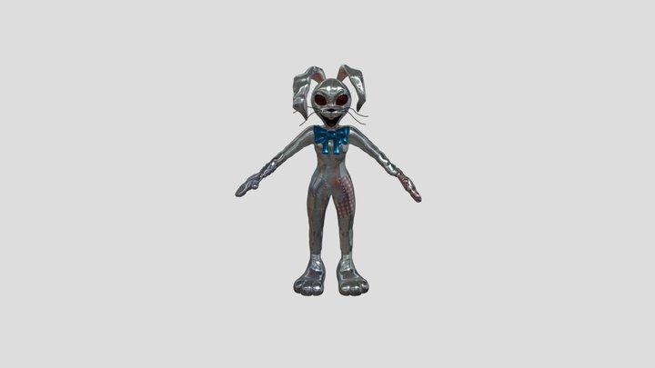 vanny 3D Model