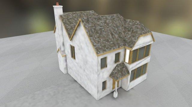 House 1 test 3D Model