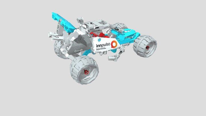 Ermua Isteam 2 3D Model
