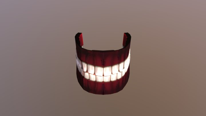 Anatomy Practice: Teeth 3D Model