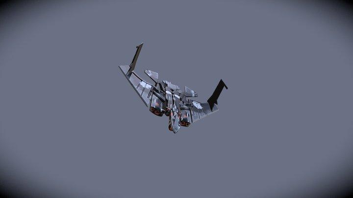 raket 3D Model