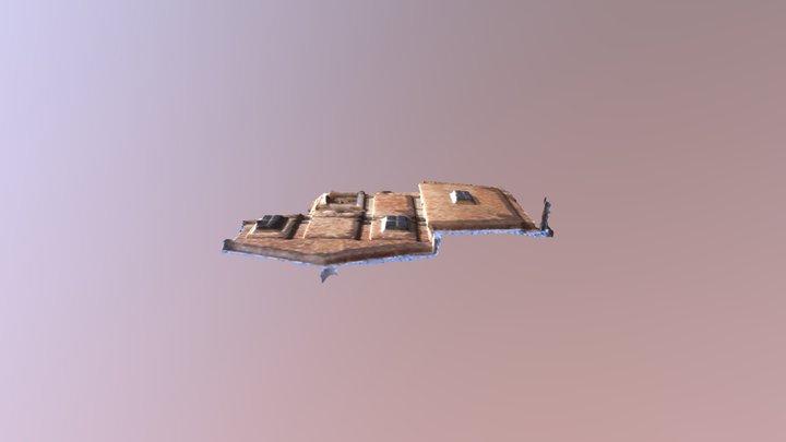 Facciata San Fortunato 3D Model