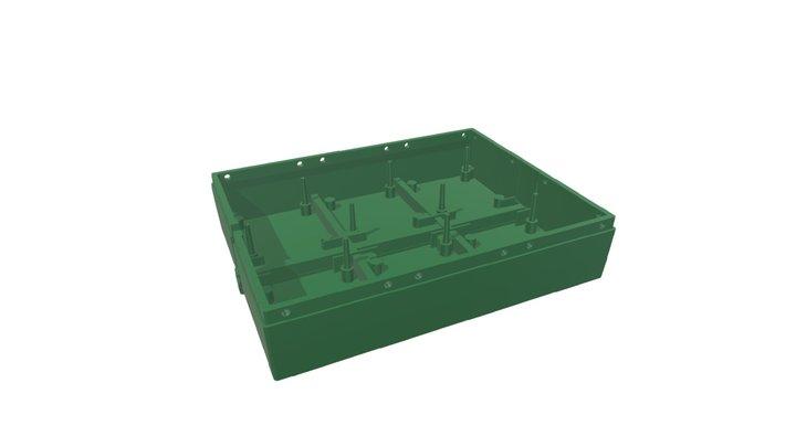 6 Kernel Array Bottom 3D Model