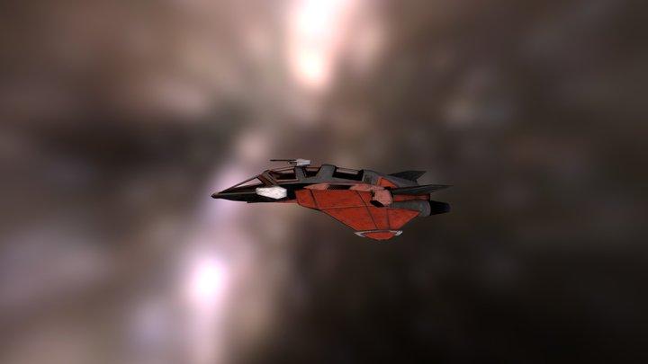 Rebel1 3D Model