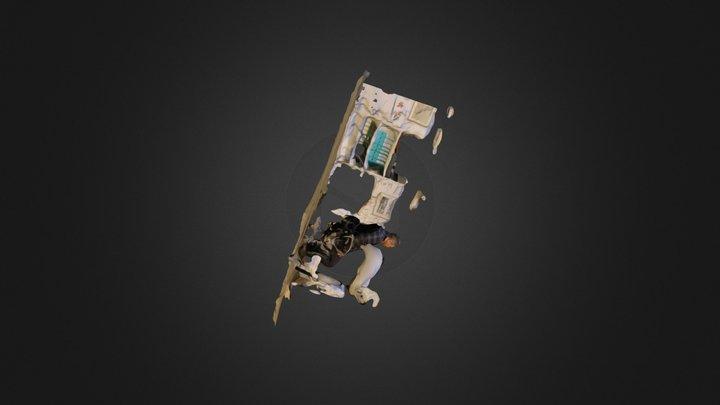 Peschä 3D Model